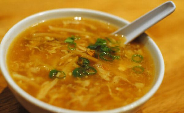 How to Make Spicy Schezwan Soup