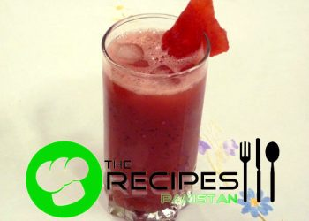 Quick Watermelon Punch