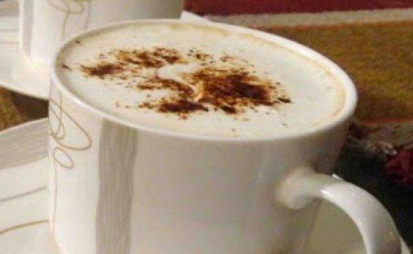 White Spiced Coffee Recipe